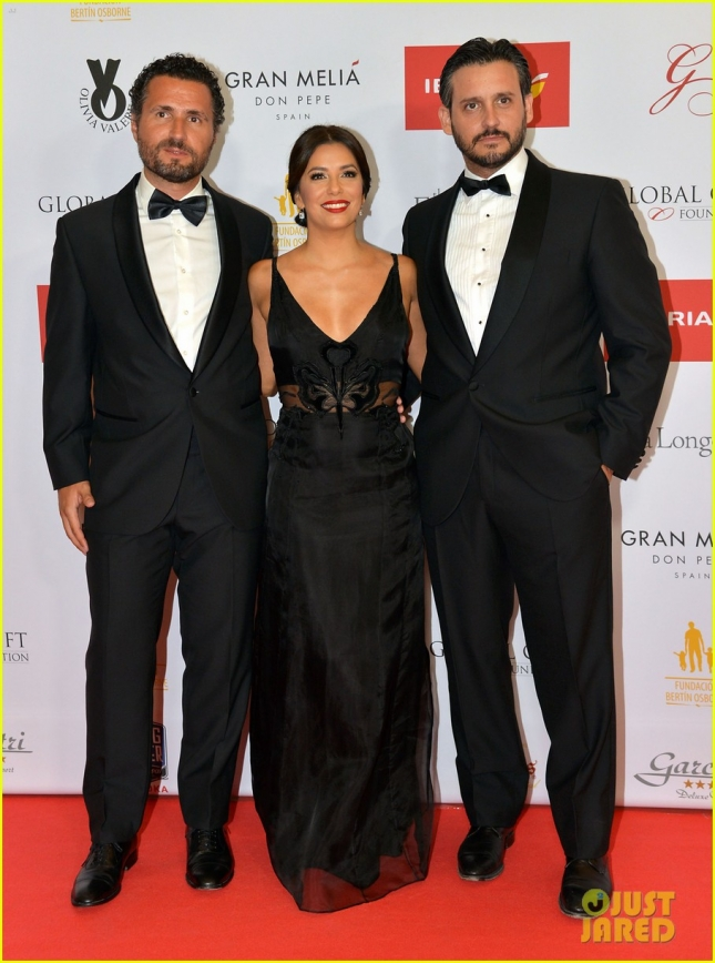 Global Gift Gala 2015 In Marbella