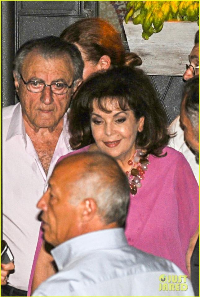 Родители Амаль Клуни