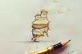 i-draw-coffee-monsters-from-random-coffee-stains