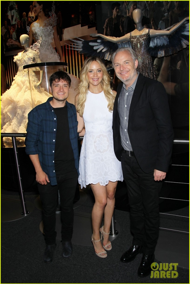 VIP Event Celebrating THE HUNGER GAMES: THE EXHIBITION at The Discovery Times Square Opening on July 1st