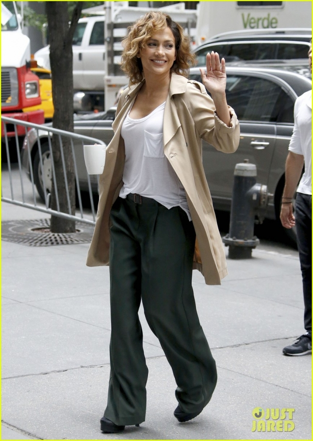 "Jennifer Lopez Films ""Shades Of Blue"""