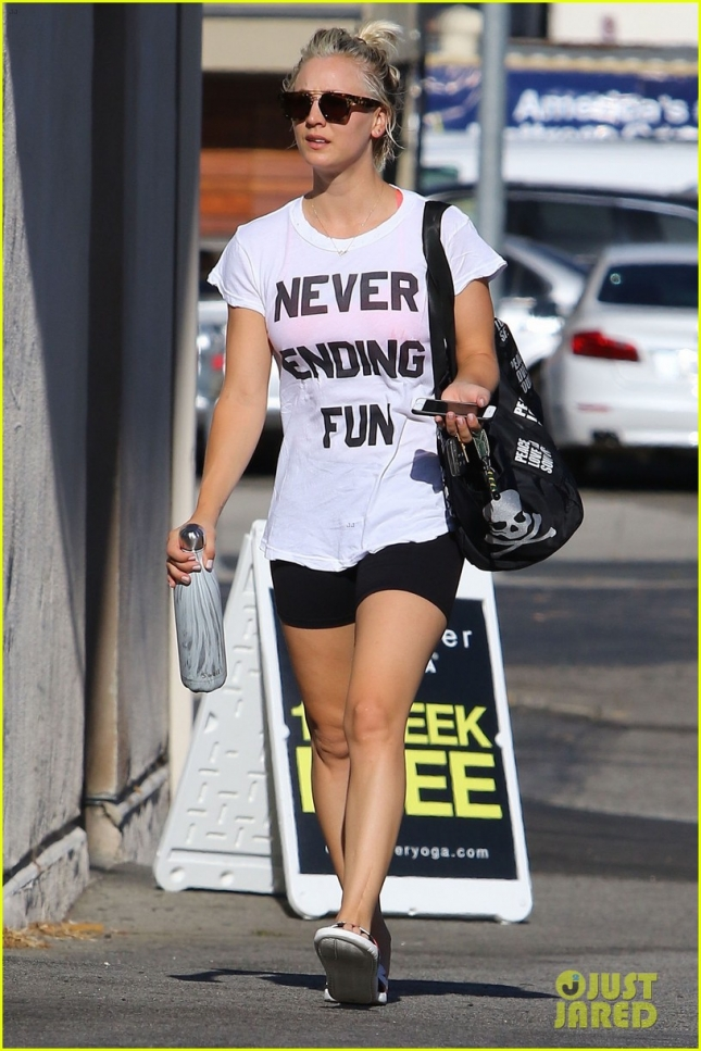 Kaley Cuoco Is 'Never Ending Fun'