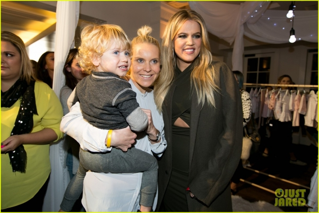 Khloe Kardashian At Kardashian Kids Tour 2015