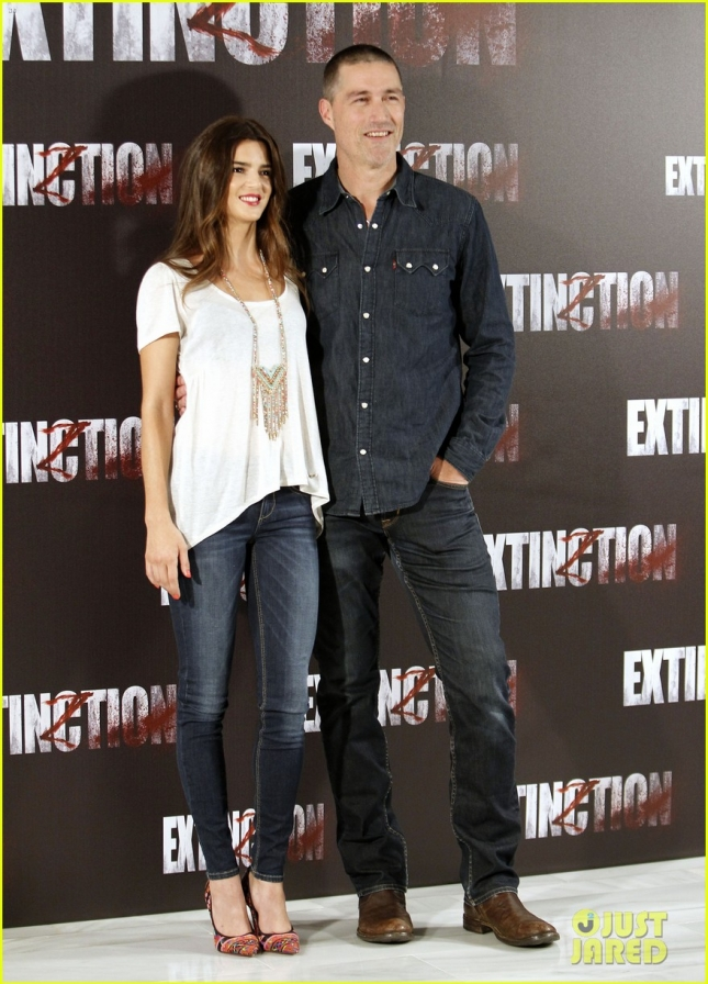 """Extinction"" Madrid Photocall"