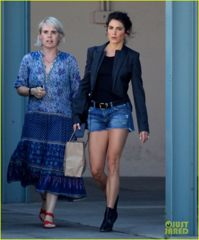 Exclusive... Nikki Reed Stops By A Costume Shop