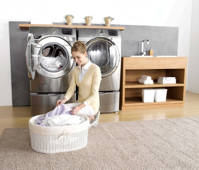 Samsung-Professional-Laundry-range-for-hairdressers