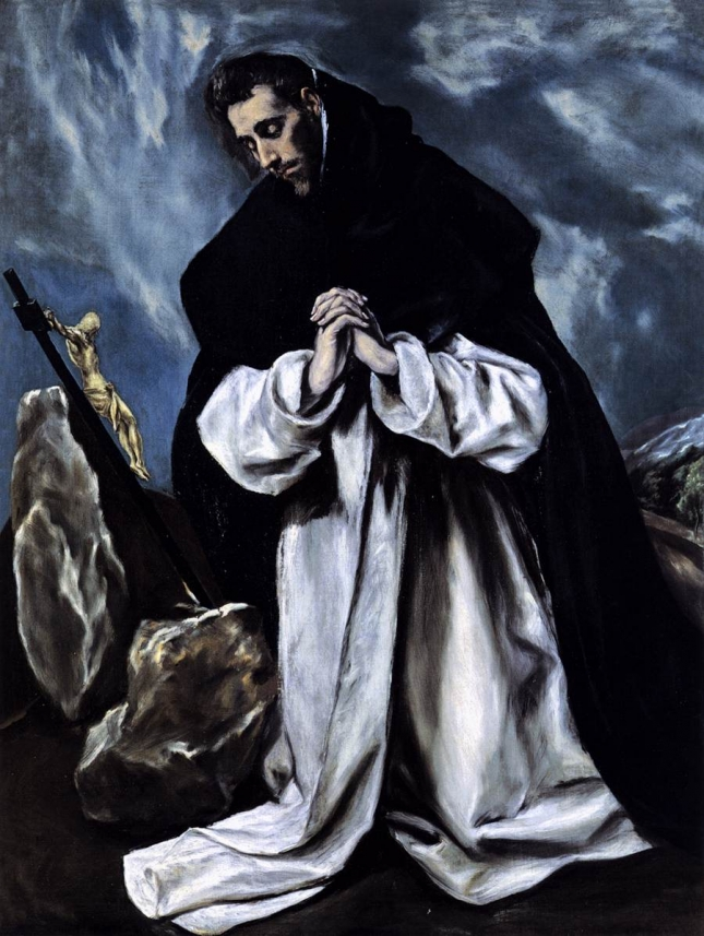 st-dominic-praying