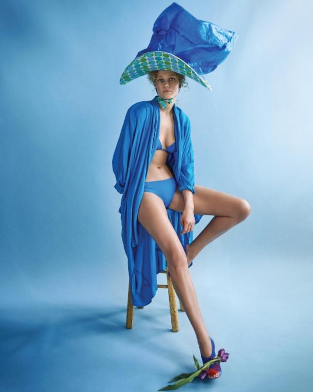 Тони Гаррн для Vogue Корея, июль 2015