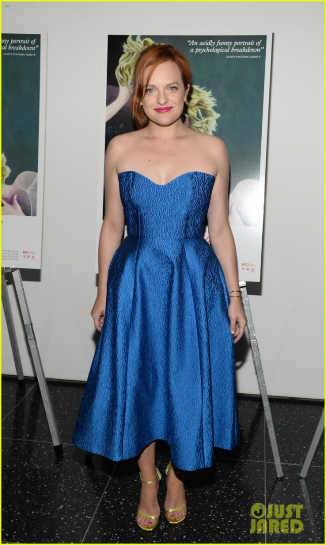 'Queen Of Earth' New York Premiere