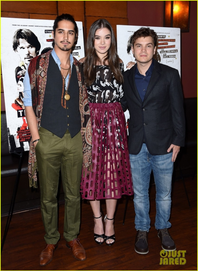 """Ten Thousand Saints"" Premiere"