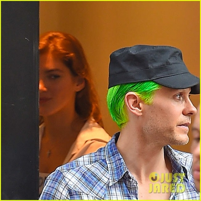 Jared Leto says a very 'intense' goodbye to Russian model Valery Kaufman