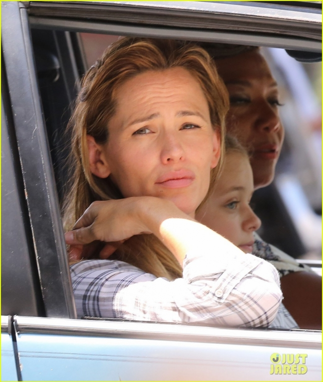 "Jennifer Garner Films ""Miracles From Heaven"""