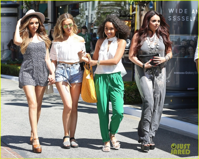 Little Mix at The Grove