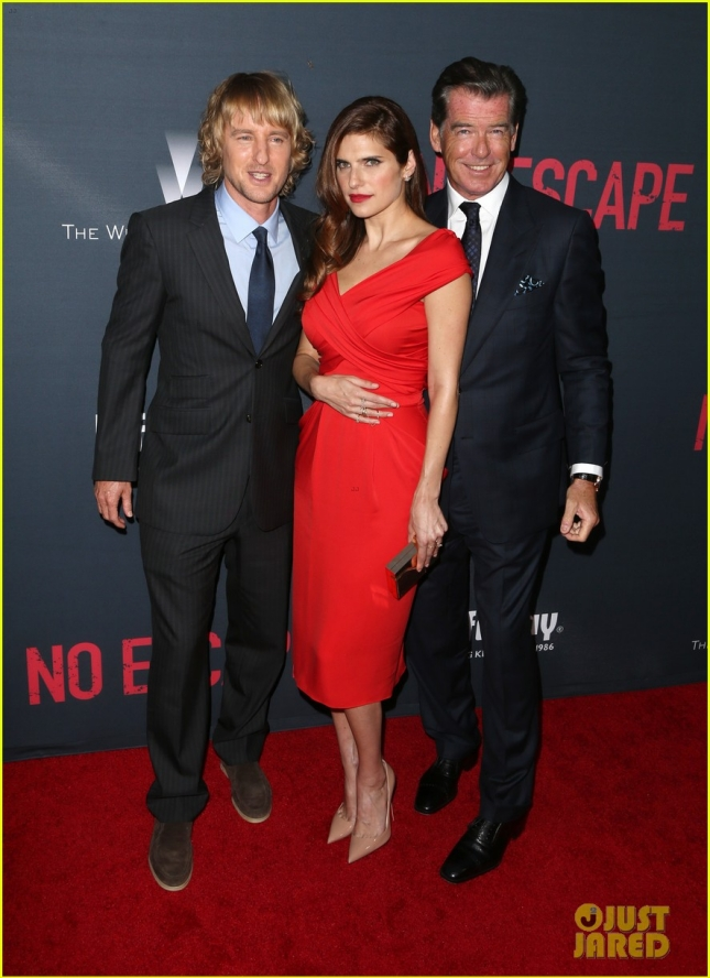"The Weinstein Company Presents The Los Angeles Premiere Of ""No Escape"""