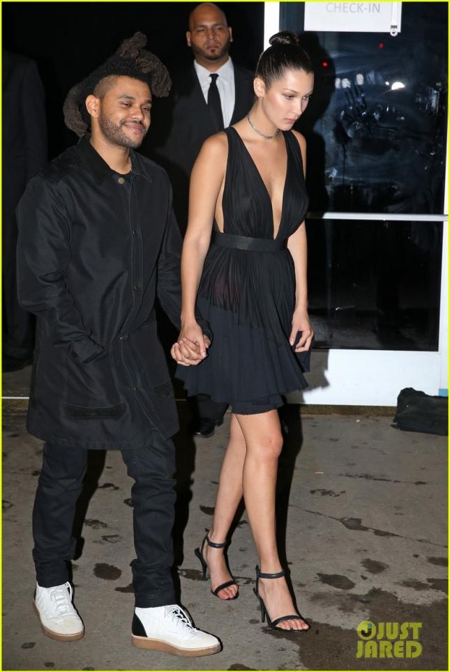 Белла Хадид и Weeknd