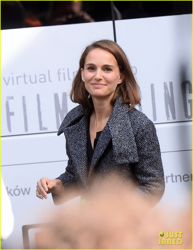 Natalie Portman attends Film Spring Open Air in Krakow