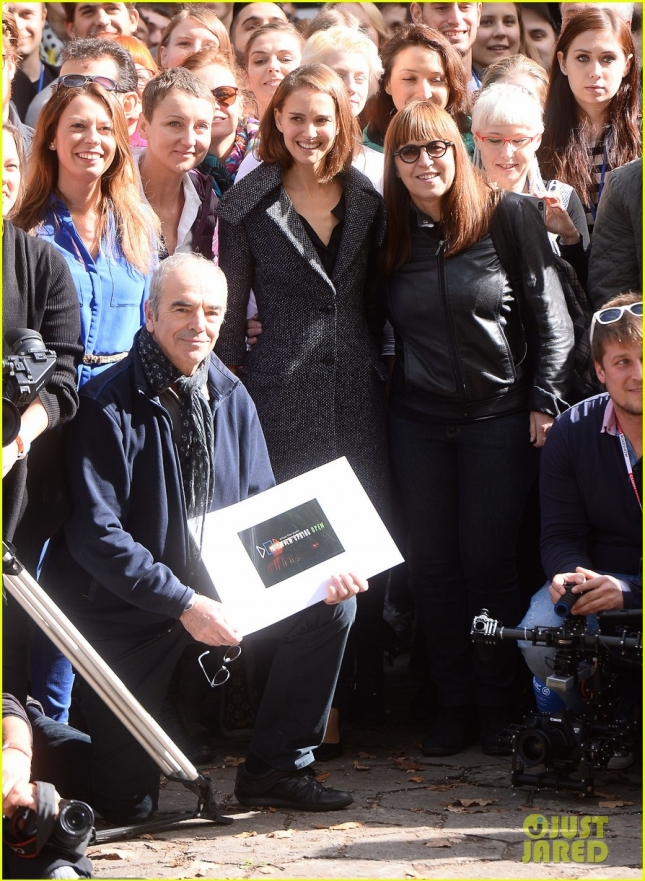 Natalie Portman attends Film Spring Open Air in Krakow