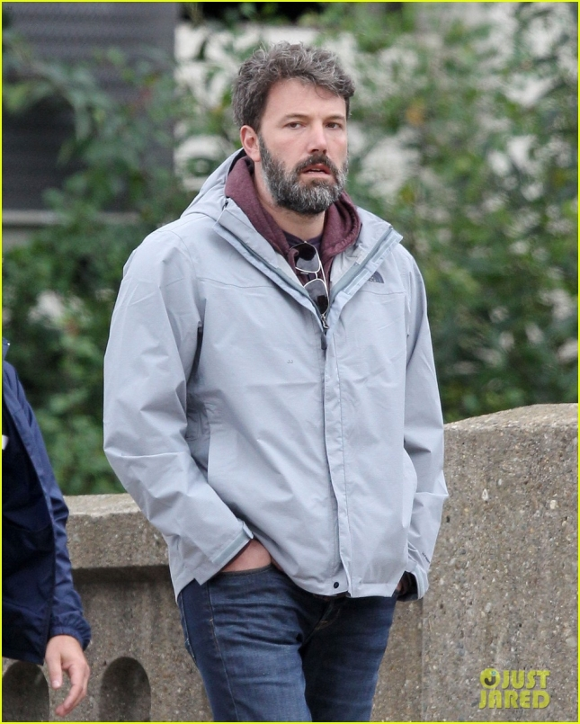 Exclusive... Ben Affleck Returns To Boston To Scout Locations