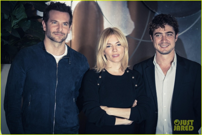 'Burnt' photocall in Rome