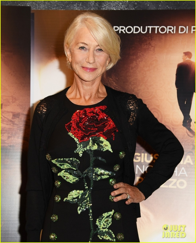 'Woman In Gold' Premiere In Rome