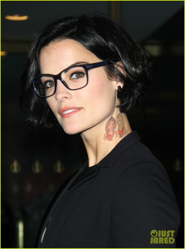 Jaimie Alexander on the 'Today' Show