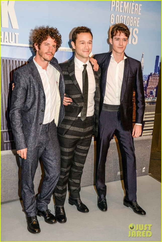 Paris Premiere of 'The Walk'