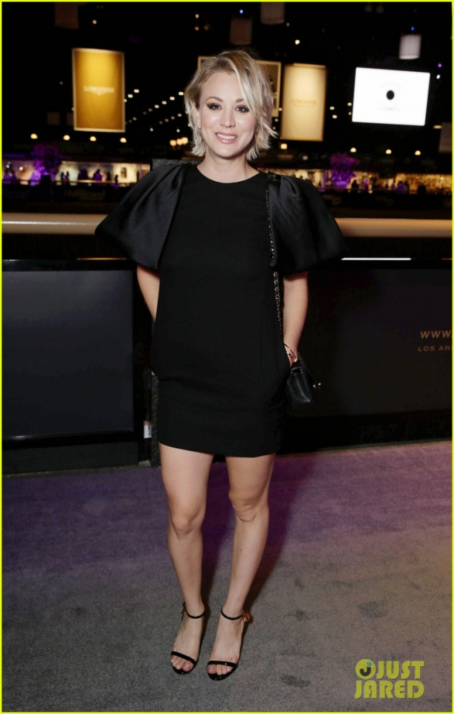 Longines Masters Gala, Los Angeles, America - 01 Oct 2015