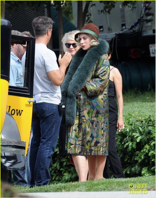 "Lady Gaga pregnant in ""American Horror Story"""