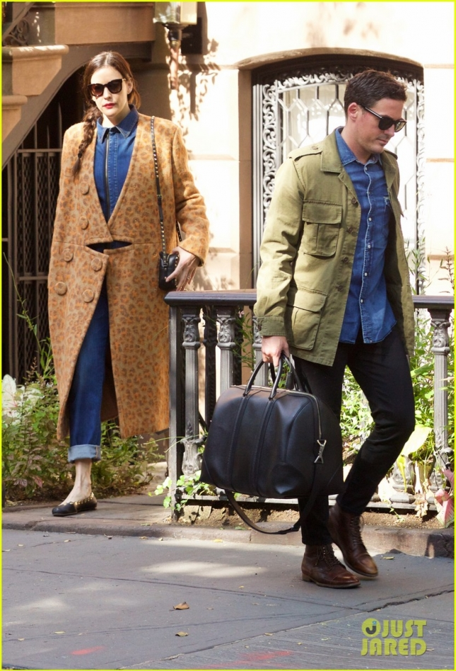 Liv Tyler & Dave Gardner Leave Their NYC Apartment