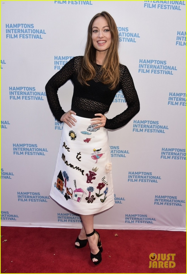 Hamptons International Film Festival - 'Meadowland' - Premiere