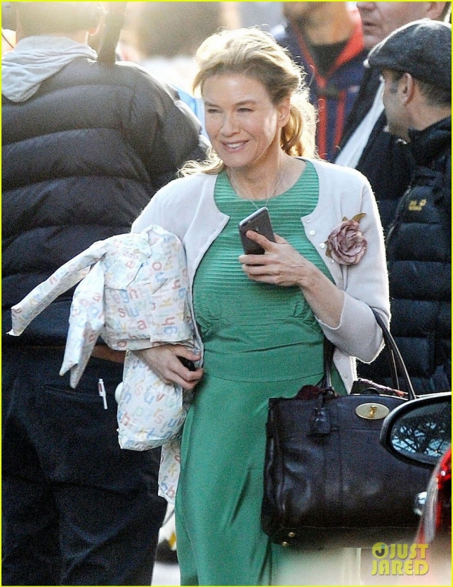 "Renee Zellweger Films ""Bridget Jones's Baby"""