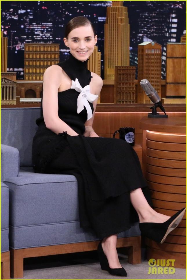 Руни Мара появится в одном из новых эпизодов третьего сезона шоу Джимми Фэллона