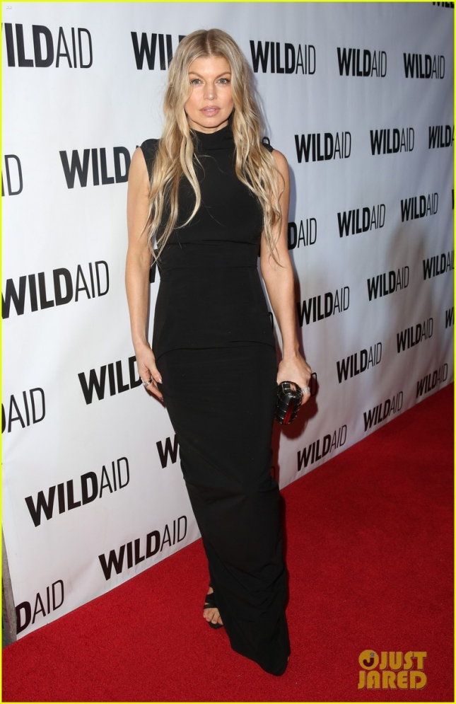 Celebrities attend the WildAid Los Angeles fundraiser 'An Evening in Africa'