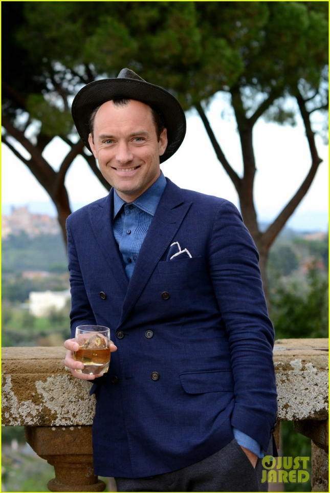Johnnie Walker Blue Label - 'The Gentleman's Wager II' Photocall