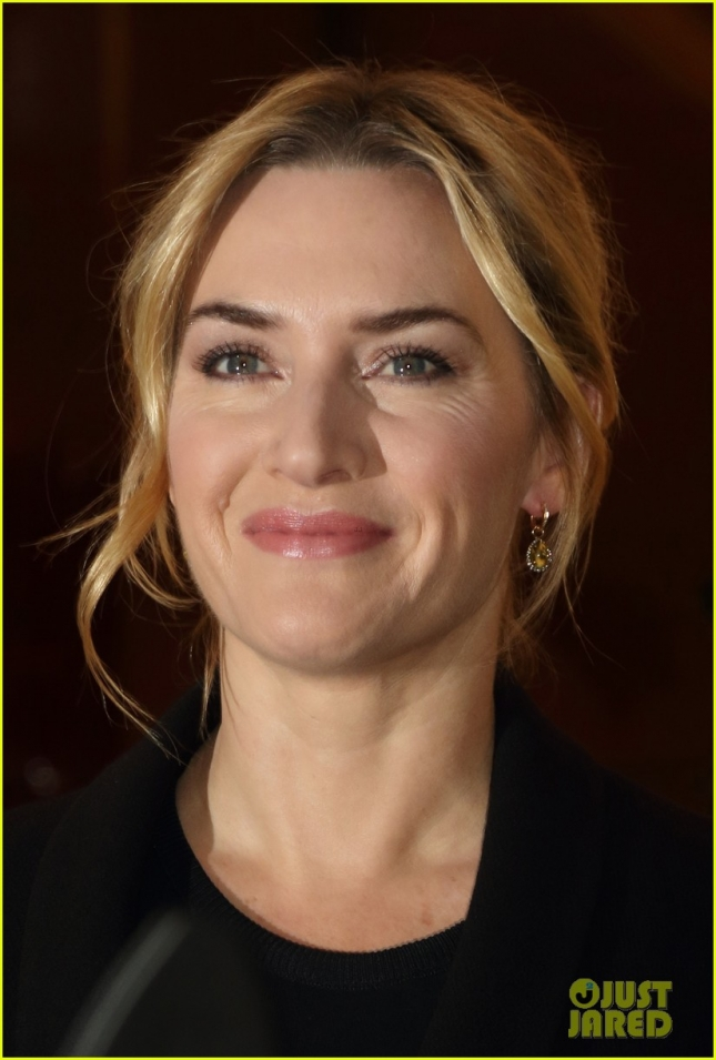 Kate Winslet opens new Longines store