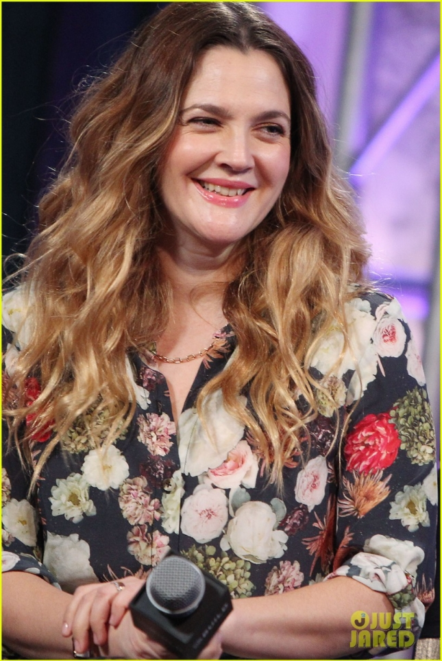 "Drew Barrymore Discusses Her Book, ""Wildflower"" at AOL Build"
