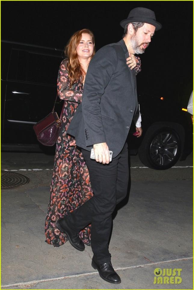 Эми Адамс с мужем Дарреном