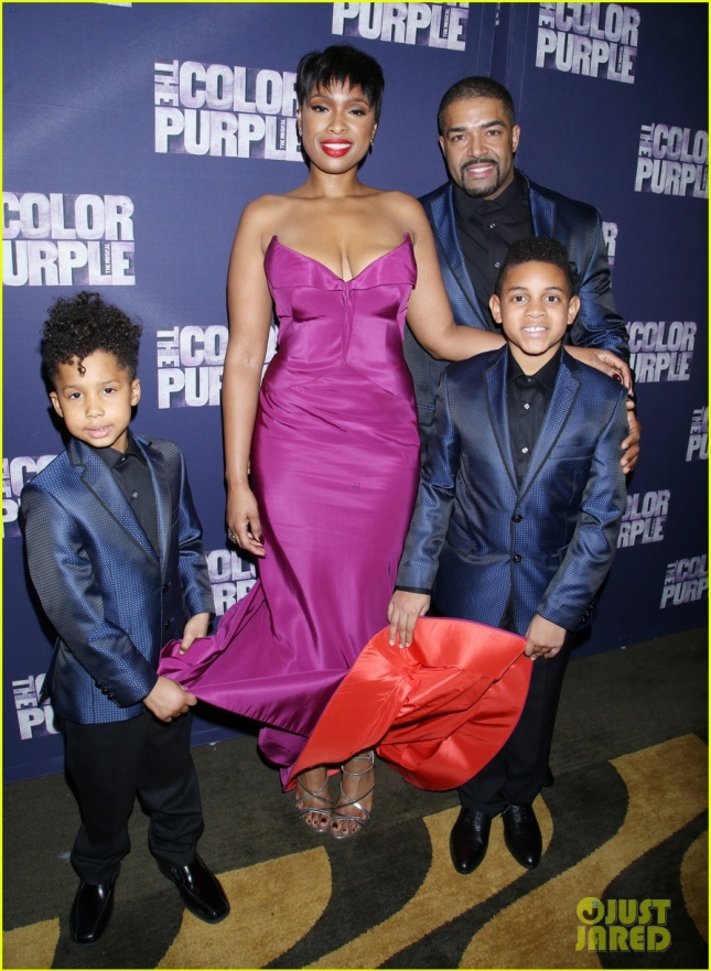 The Color Purple Opening Night Party Arrivals