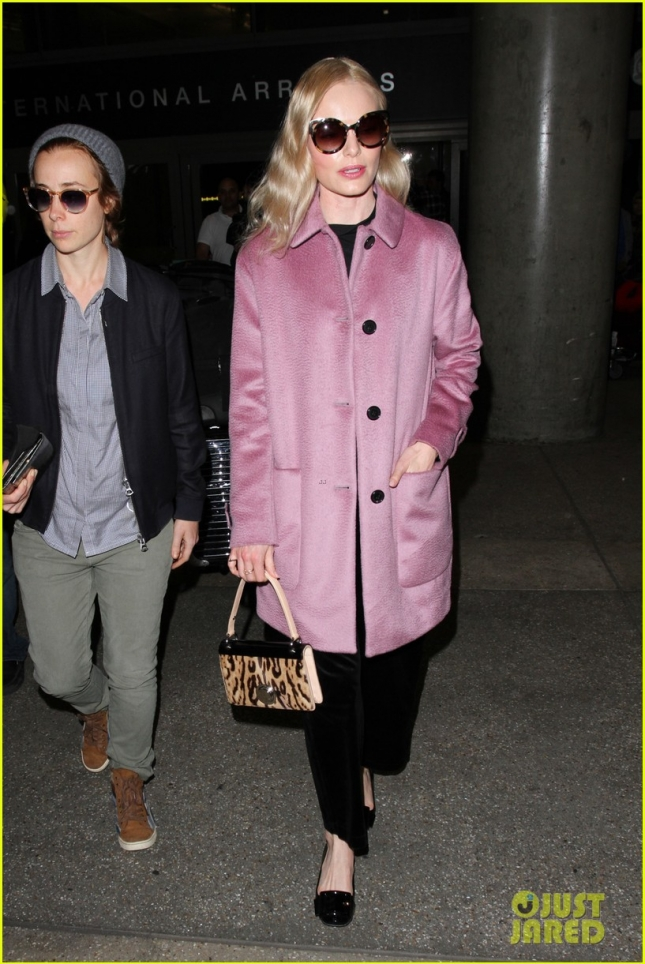 Kate Bosworth at LAX Airport