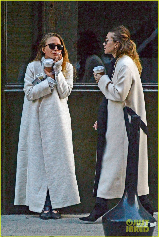 Mary-Kate Olsen Photographed For 1st Time Since Marrying Olivier Sarkozy