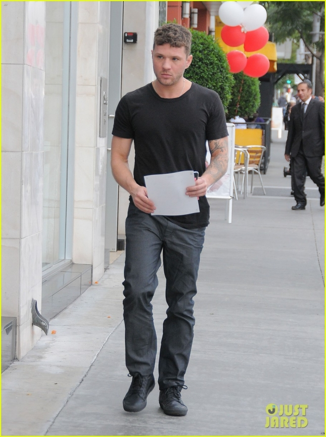 Ryan Phillippe in Beverly Hills