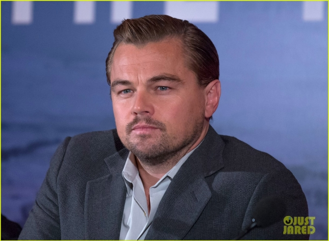Paris Press Conference For 'The Revenant'