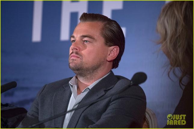 Paris Press Conference For 'The Revenant'