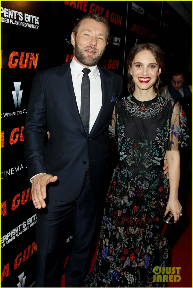"The New York Premiere of ""Jane Got A Gun"" Presented by The Weinstein Company"