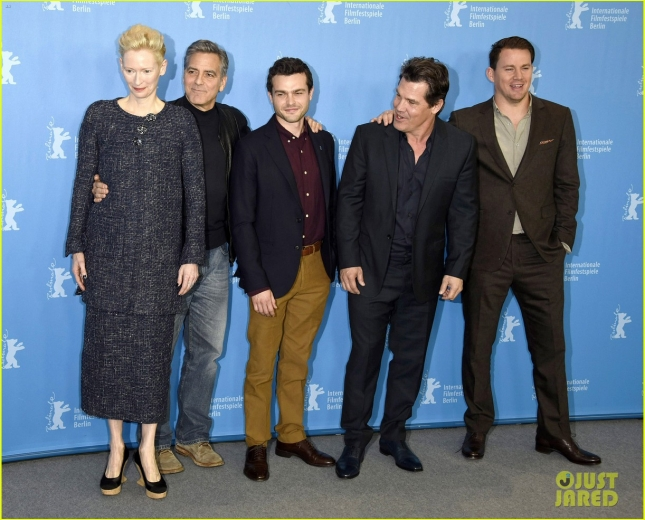 66th Berlin International Film Festival (Berlinale) - 'Hail, Caesar! - Photocall