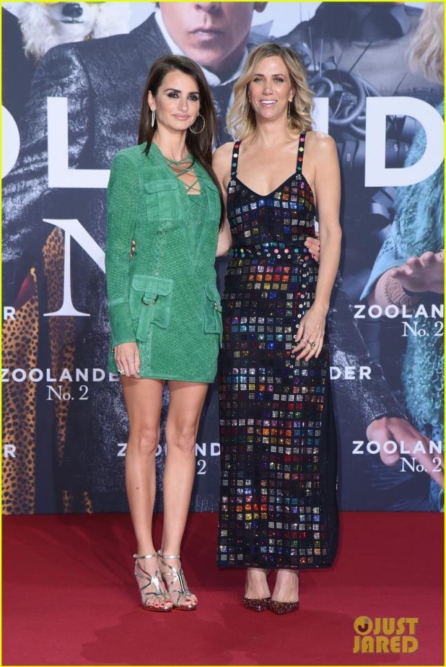 Premiere Zoolander 2