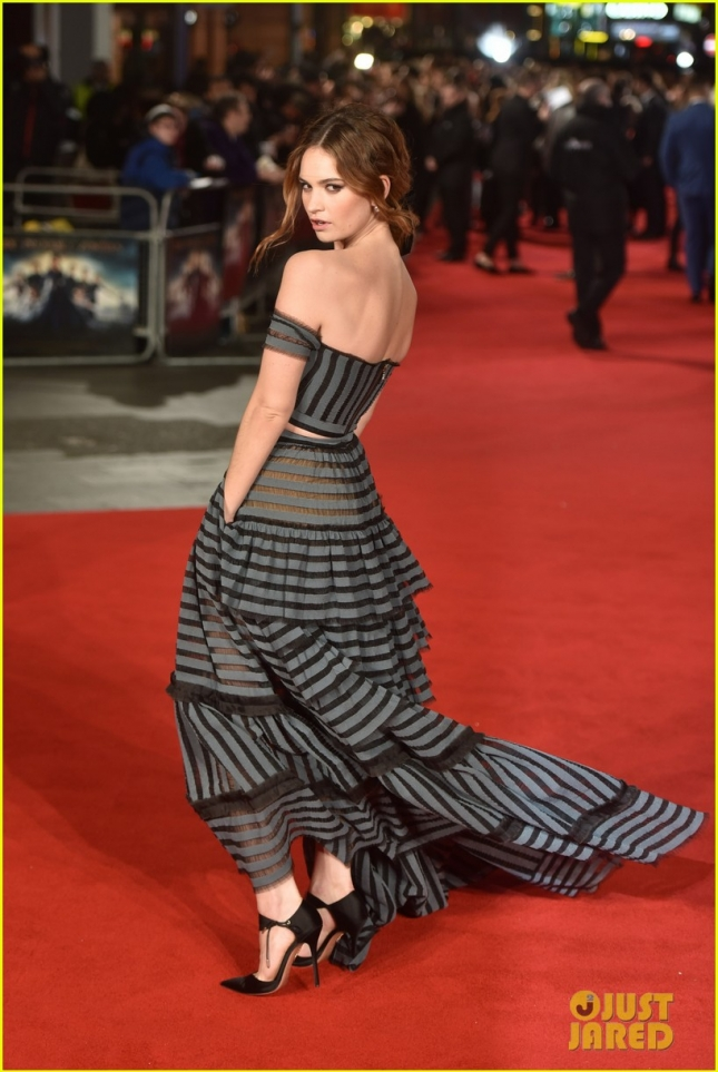 European Premiere of Pride And Prejudice And Zombies