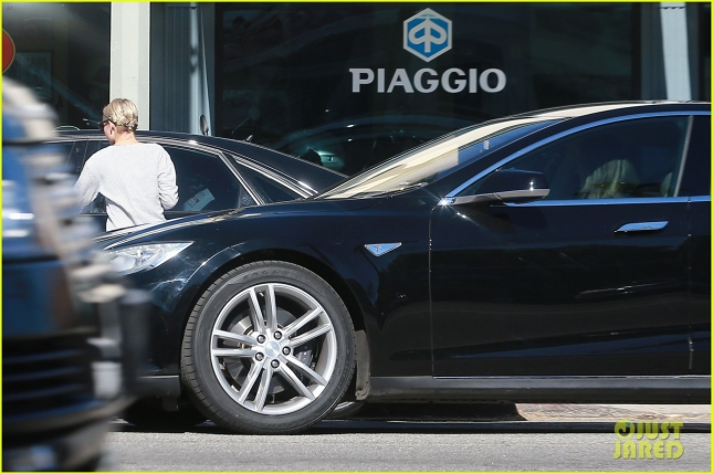 Exclusive... Nicole Richie & Cameron Diaz Lunch In Studio City