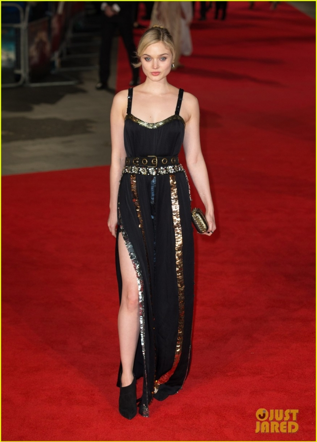 The European Premiere of 'Pride and Prejudice and Zombies'