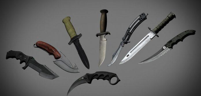 самых дешевых ножей в CS GO в 2021